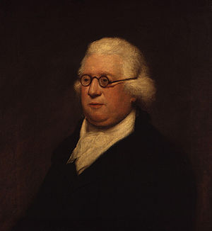 James Hook (composer) - Image: James Hook by Lemuel Francis Abbott