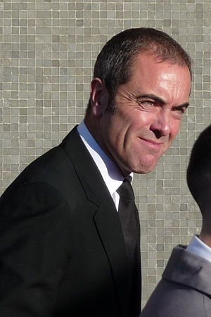 James Nesbitt - Nesbitt at the 2009 BAFTA Television Awards