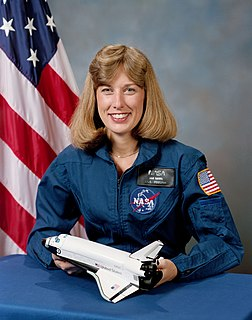 Jan Davis American engineer and astronaut