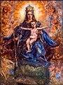Jan Matejko - Matka Boża z Dzieciątkiem jako Królowa Świata.jpg