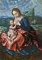 Jan Sanders van Hemessen -The Virgin of Humility.jpeg