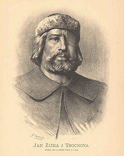Jan Vilímek: možná podoba Jana Žižky