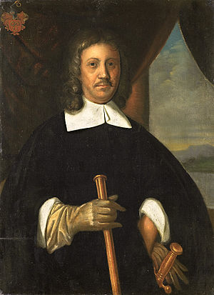 History of South Africa - Jan van Riebeeck, first Commander of the Dutch East India Company colony