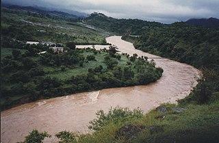Jandala (Samahni Valley) human settlement in Pakistan