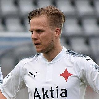 Jani Bäckman Finnish footballer