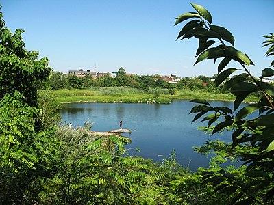 Jersey City Reservoir No. 3