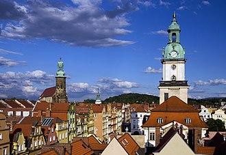 Jelenia Góra - Old Town