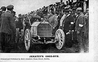1903 Gordon Bennett Cup Motor car race