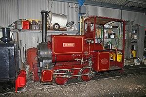 Amerton Railway - Image: Jennie Amerton Railway (geograph 4269692)