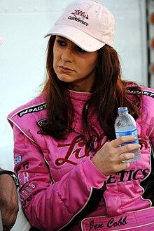 Ford Truck Parts >> Jennifer Jo Cobb - Wikipedia