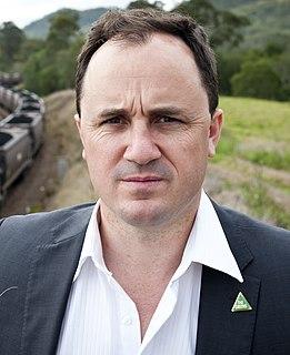 Jeremy Buckingham Australian politician