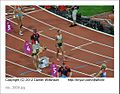 Jess at the start of the 800m (7733320876).jpg