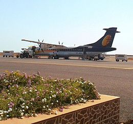 Jet Airways at Bhavnagar