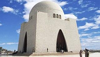 Karachi Metropolis in Sindh, Pakistan
