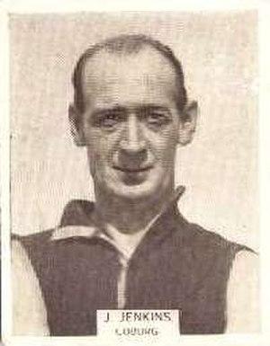 Jim Jenkins (footballer) - Image: Jjenkins coburg