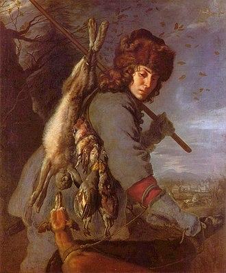 Joachim von Sandrart - Image: Joachim von Sandrart November