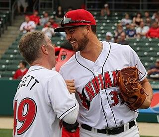 Geoff Hartlieb American baseball player