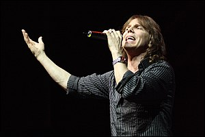 Europe (band) - Joey Tempest
