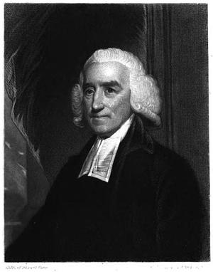 John Lathrop (American minister) - Portrait of John Lathrop