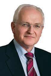 John Gormley TD, Minister for the Environment, Heritage and Local Government.jpg