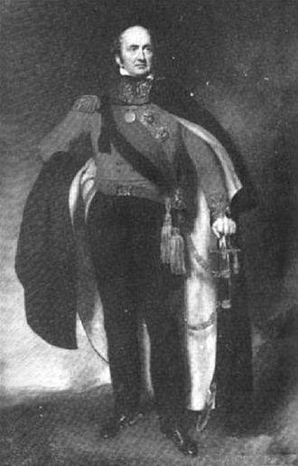 John Malcolm - Image: John Malcom 1769 1833 by Samuel Lane