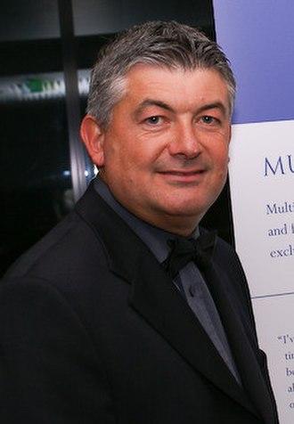 John Parrott - John Parrott in October 2008