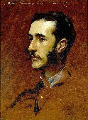 Ramón Subercaseaux Vicuña - Ramón Subercaseaux Vicuña. Portrait by John Singer Sargent