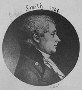 New York's 1st congressional district - Image: John Smith NY