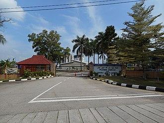 Johor Bahru District - Johor Bahru District and Land Office