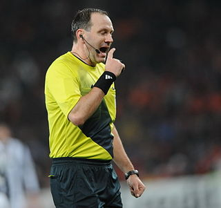 Jonas Eriksson (referee) Swedish football referee