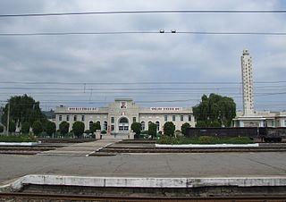 Chongju Chongnyon station
