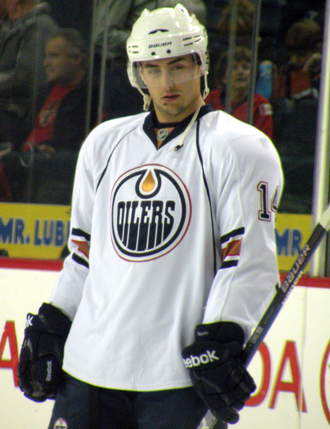 Jordan Eberle - Eberle in October 2010