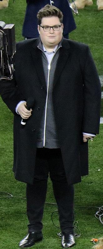 Jordan Smith (musician) - Performing in 2017.