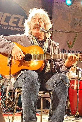 José Carbajal (Uruguayan musician) - José Carbajal on February 2010