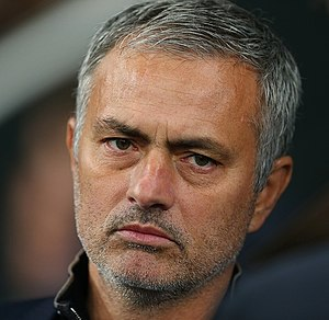 Miguel Muñoz Trophy - José Mourinho is also a two-time winner of the Primera División award, with Real Madrid.