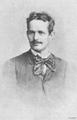 Josef Braun at Zlatá Praha 1891-09-11.png