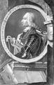 Josef I., König von Portugal - Stich von Johann Simon Negges (Österreichische Nationalbibliothek).png