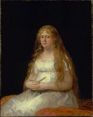 Josefa de Castilla Portugal y van Asbrock de Garcini (1775–about 1850)