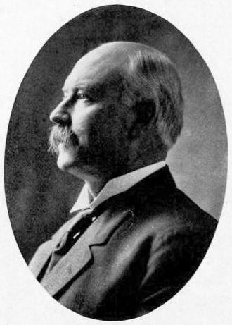 Joseph B. Keeler - Joseph B. Keeler in 1911