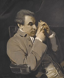 Joshua Reynolds - Portrait of Joseph Baretti - 41.88 - Indianapolis Museum of Art.jpg