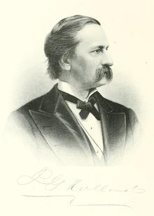 Poet J. G. Holland