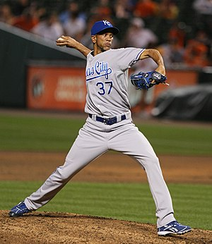Juan Cruz (baseball) - Image: Juan Cruz on July 29, 2009