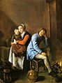 Judith Leyster - a soldier's family.jpg