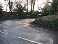 Juggs Lane leading off Southlands Lane - geograph.org.uk - 1671514.jpg