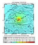 Jul-2011 Ferghana-earthquake Shakemap.jpg