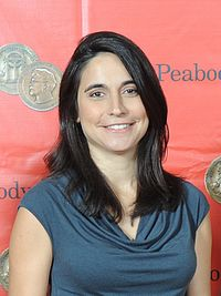 Julia Bacha at the 72nd Annual Peabody Awards