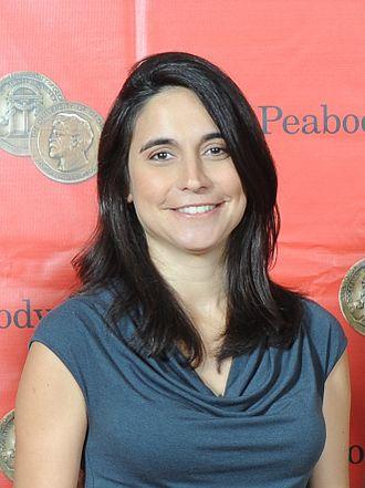 Julia Bacha - Julia Bacha at the 72nd Annual Peabody Awards