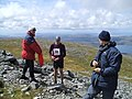 Jura Fell Race Check Point - geograph.org.uk - 448097.jpg