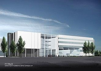 JAMK University of Applied Sciences - Dynamo campus.