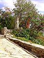 Königin Maria von Rumänien, Sommerschloss Baltschik in Bulgarien, Botanischer Garten, Detail .JPG